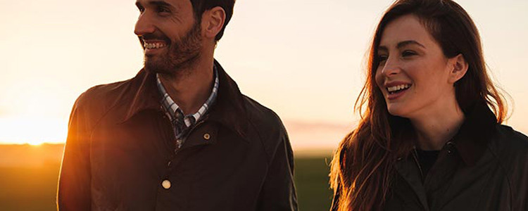 BARBOUR Image Banner