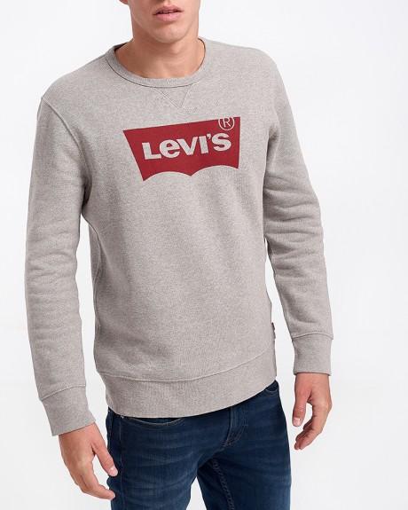 PLAIN LOGO SWEATER ΤΗΣ lEVIS - 17895-0030