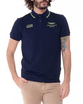 Aston Martin Racing Polo T-shirt της HACKETT - HM561786