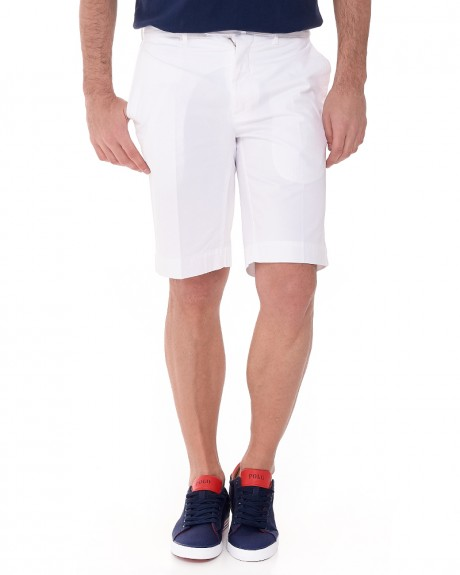 Amalfi Slim Fit Chinos Βερμούδα της HACKETT - HM800746