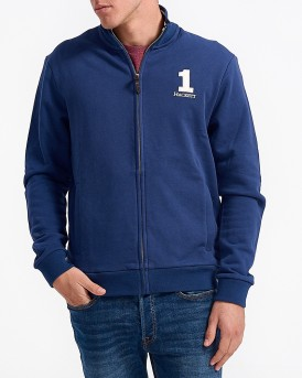 NBR FULL ZIP JACKET ΤΗΣ HACKETT - HM580604