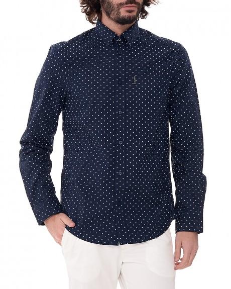 Dot Pattern T-shirt της BEN SHERMAN - MA 13349