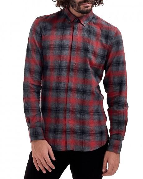 Καρώ πουκάμισο της ANTONY MORATO - MMSL00405/FA410091