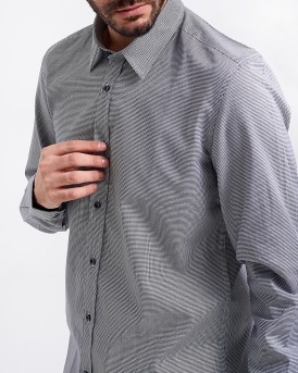 ALL OVER CHECKED PRINT SLIM FIT SHIRT ΤΗΣ ANTONY MORATO - ΜMSL00501/FA410071