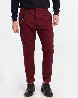 BOGART CARROT FIT TROUSERS ΤΗΣ ANTONY MORATO - MΜΤR00445/FA850171
