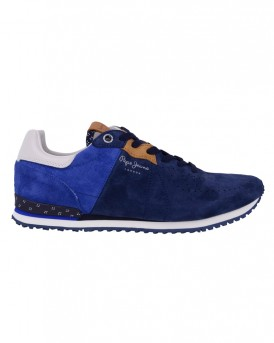 Suede Sneakers της PEPE JEANS - PMS30346 TINKER
