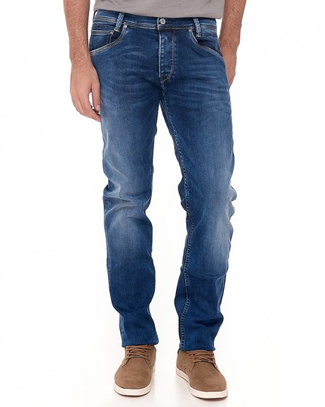Power flex spike Jeans της PEPE JEANS - PM200029CB44 SPIKE