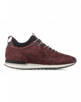 Suede Boston treck neoprene sneakers της PEPE JEANS - PMS30383 BOSTON TRECK
