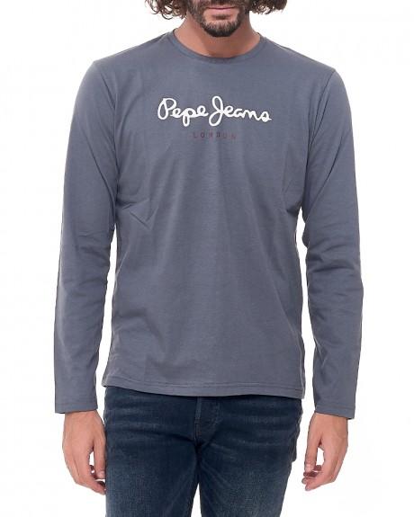 Eggo Long Μακό μπλούζα της PEPE JEANS - PM501321