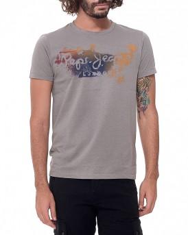 Stamp Goodge T-shirt της PEPE JEANS -  PM503214