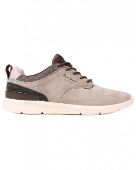 LEATHER SNEAKERS JAYDEN ΤΗΣ PEPE JEANS - PMS30409 JAYDEN