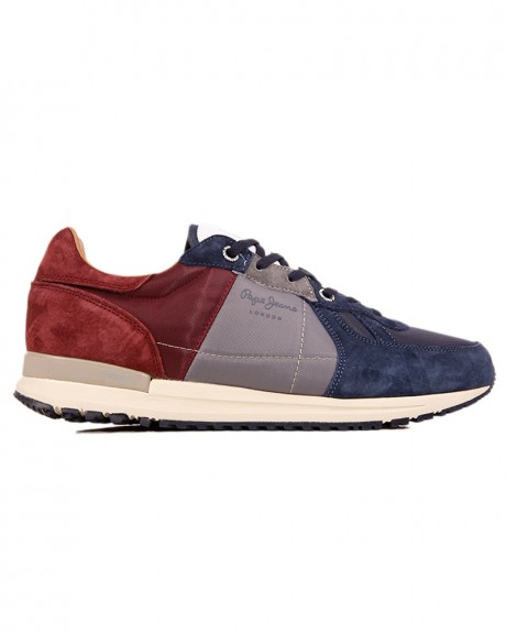 TINKER PRO-CAMP SNEAKERS PMS30485-584 ΤΗΣ PEPE JEANS - PMS30485