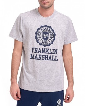 T-SHIRT ΤΗΣ FRANKLIN MARSHALL - TSMF352ANS18