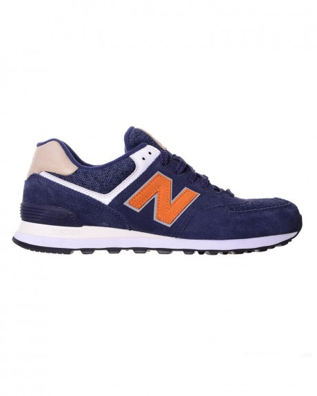Suede mix 574 sneakers της NEW BALANCE - ML574VAK