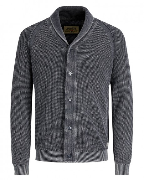STRUCTURED KNITTED CARDIGAN ZAKETA ΤΗΣ  PREMIUM BY JACK & JONES - 12125109