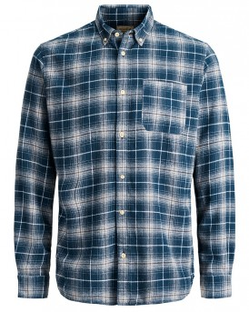CASUAL LONG SLEEVED SHIRT ΠΟΥΚΑΜΙΣΟ ΤΗΣ JACK & JONES - 12125046