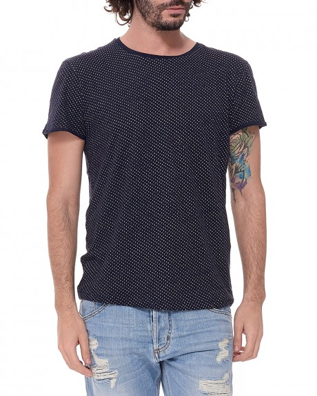 All over pattern T-Shirt της TOM TAILOR - 1036938.09.12