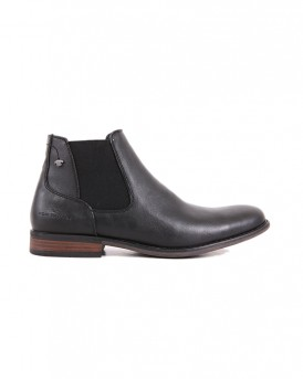 SUPREMO ZIPPED BOOTS ΤΗΣ TOM TAILOR - 588000300