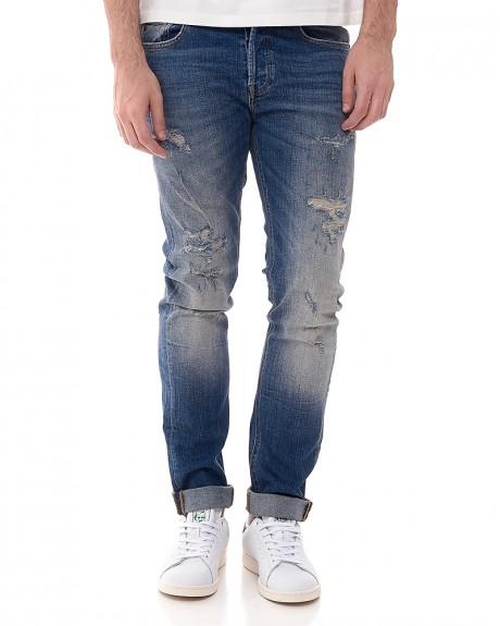 Ibanez τζην παντελόνι της UNIFORM - 7-UM0070.616.S1.037