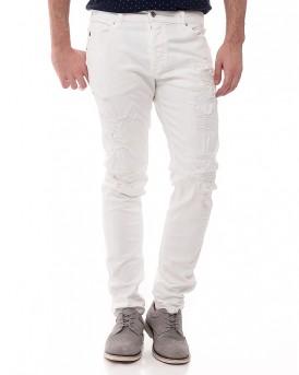 Barney τζην παντελόνι της UNIFORM - 7-UM0109.712.00.037