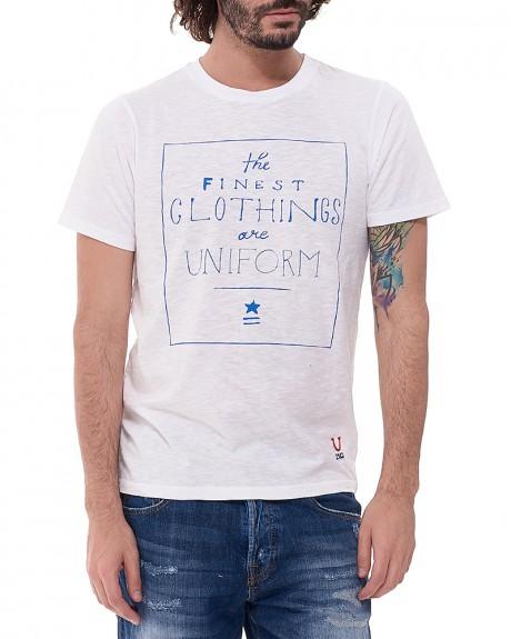 Stamp T-Shirt της UNIFORM - 94-UN10.037