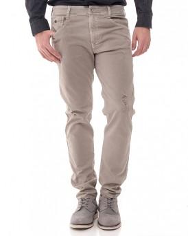 Darrel τζην παντελόνι της UNIFORM - 7-UM0124.114.XC.037  - ΜΠΕΖ