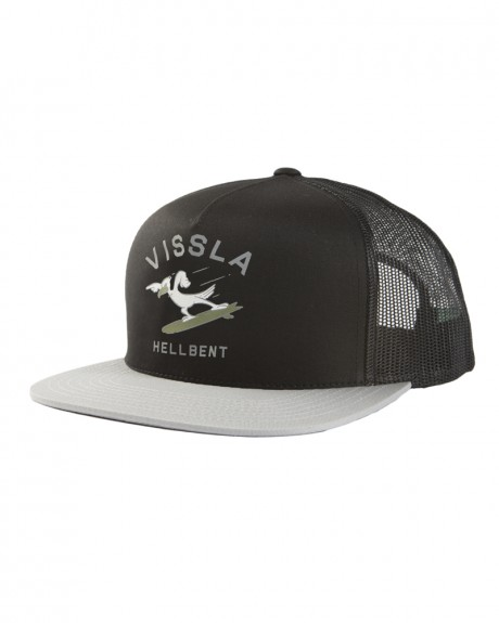 Snapback καπέλο της VISSLA HELLBENT