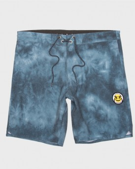 SOLID SETS SWIMWEAR ΤΗΣ VISSLA - Μ110GSST SOLID SETS - ΜΠΛΕ