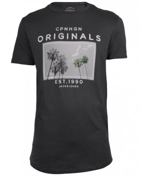 ΜΠΛΟΥΖΑ T-SHIRT ΤΗΣ ORIGINALS BY JACK & JONES - 12131770