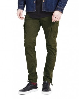 CARGO ΠΑΝΤΕΛΟΝΙ JJPAUL JJCHOP WW OLIVE NIGHT ΤΗΣ JACK & JONES - 12117966 NOOS