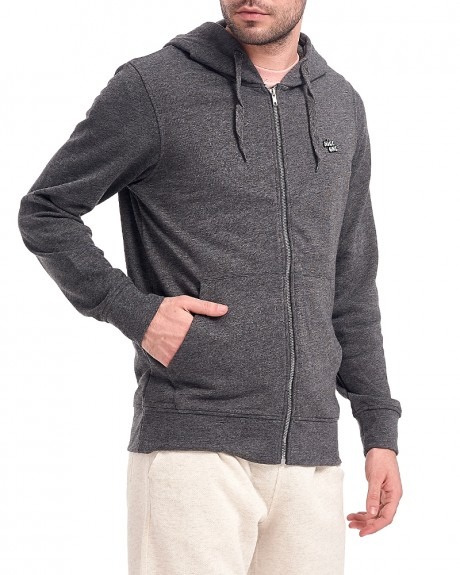 JORMIDNIGHT SWEAT ZIP HOOD ΤΗΣ ORIGNALS BY JACK & JONES - 12131874