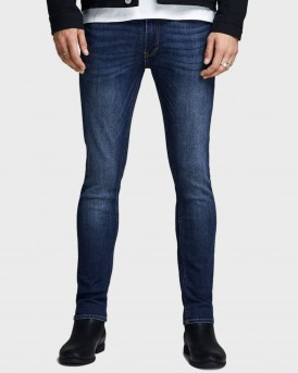 LIAM ORIGINAL AM 014 SKINNY FIT JEANS ΤΗΣ JACK & JONES - 12110056 NOOS