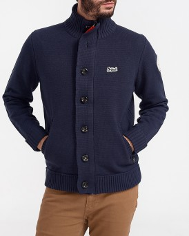 ΖΑΚΕΤΑ HIGH NECK KNIT JACKET ΤΗΣ JACK&JONES - 12141639