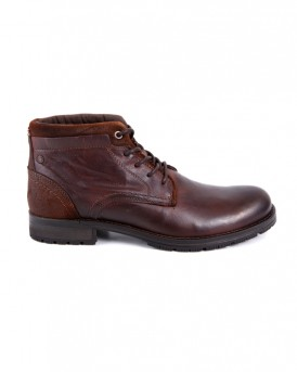JFWHARRY MIXED BROWN STONE SHOES ΤΗΣ JACK & JONES -12140832