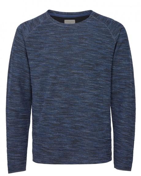 Melange πλεκτή μπλούζα της SELECTED - 16054484