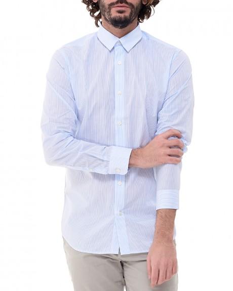Κλασικό ριγέ πουκάμισο της SELECTED - 16054782