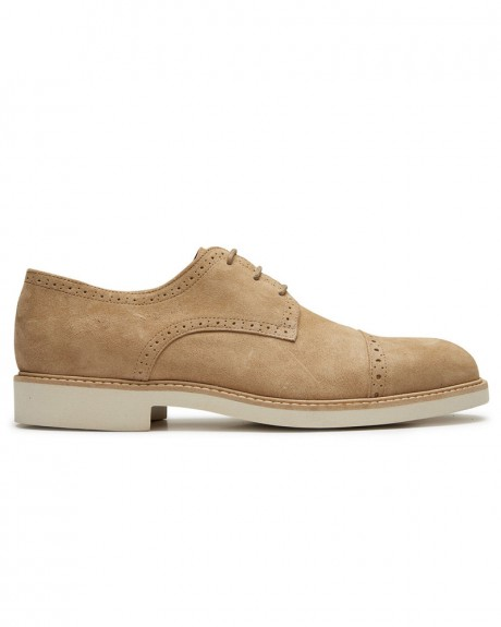 Brogue Suede παπούτσια της SELECTED - 16055226