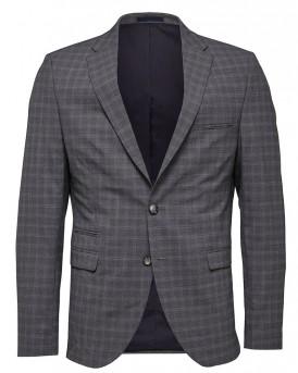 Slim Fit Blazer Σακάκι της Selected - 16054691  - ΓΚΡΙ