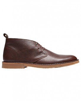 CHUKKA LEATHER BOOTS ΤΗΣ SELECTED - 16059510
