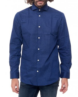 SHDTWOSEL-TED SHIRT LS Identity πουκάμισο της SELECTED / HOMME - 16059600