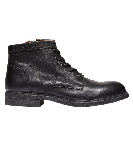SHNTREVOR ANKLE LEATHER BOOT STS DEMITASSE ΤΗΣ SELECTED/HOMME - 16058561