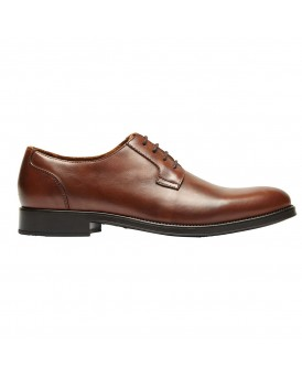 SHDOLIVER DERBY SHOES COGNAC ΤΗΣ SELECTED/HOMME - 16053249