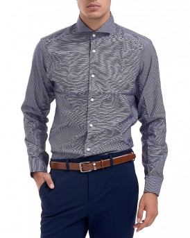 SHDTWOSEL DOB SHIRT L/S πουκάμισο της SELECTED / HOMME - 16057639