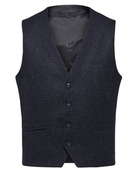 SLIM FIT - WAISTCOAT ΤΗΣ SELECTED - 16058244