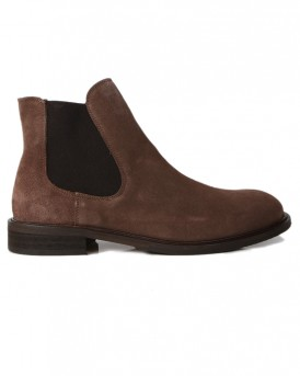 CASUAL LEATHER BOOTS ΤΗΣ SELECTED - 16065010 NOOS