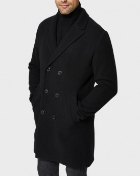 RECYCLED WOOL BLEND COAT ΤΗΣ SELECTED - 16063083