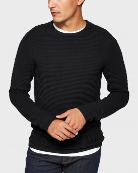 CREW NECK KNITTED PULLOVER ΤΗΣ SELECTED - 16056903 ΝΟΟS