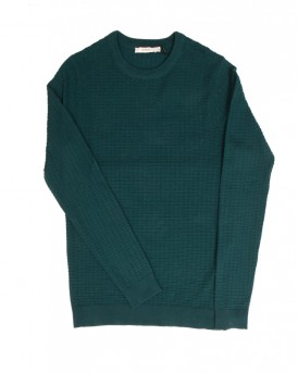 ΠΛΕΚΤΟ TEXTURED KNITTED PULLOVER ΤΗΣ PREMIUN BY JACK & JONES - 12133356
