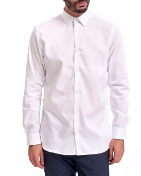 JPRRNON IRON DETAIL SHIRT L/S PLAIN ΤΗΣ PREMIUM BY JACK & JONES - 12132412