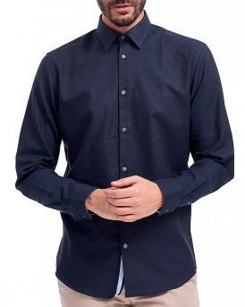 JPRADAM DETAIL SHIRT L/S PLAIN ΤΗΣ PREMIUM BY JACK & JONES - 12136320